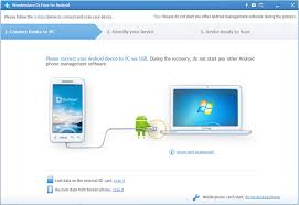 recover from android recover deleted pictures from android with wondershare dr fone