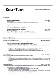 copy editor resume sle copy editor resume resume for study