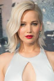 50 inspired short lob haircut the 50 best celebrity bob lob haircuts jennifer lawrence