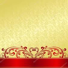 luxury background decorated a vintage ornament gold and