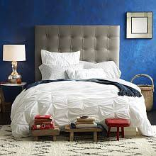 Bed With Headboard by Headboards West Elm