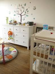 chambre de bébé garçon déco chambre bébé fille ikea