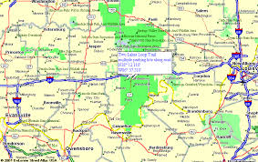 Indiana lakes images Map of lakes in indiana indiana map gif