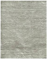 Gray Green Rug Synergy Jungsi Design Hand Knotted Sage Green Outdoor Area Rug