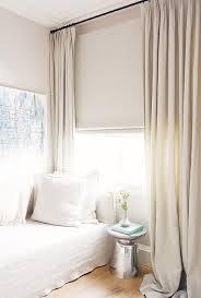 Lined Linen Drapery Panels Linen Curtains Design Ideas