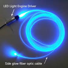 diy 1w rgb led fiber optic lighting engine for fiber optic star ceiling light