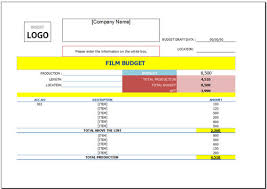 Excel 2007 Budget Template Free Budget Template For Excel 2007 2016