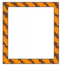 free printable halloween scrapbooking patterns u0026 frames hubpages
