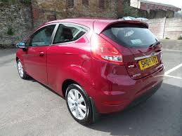 ford fiesta 1 4 zetec tdci 3dr manual for sale in burnley