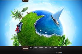 Travel Theme Travel Agency Wordpress Theme 33753