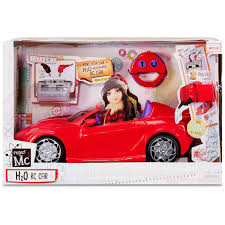 barbie toy cars project mc2 h2o remote control car walmart com