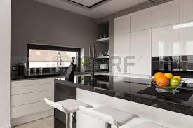 Kitchen Design Black And White Black Granite Stock Photos U0026 Pictures Royalty Free Black Granite