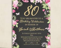 birthday invitation templates 80th birthday invitations 80th birthday invitations and amazing