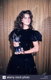 brooke shields stock photo royalty free image 62369626 alamy
