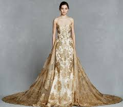 best 25 gold wedding gowns ideas on pinterest gold wedding gown