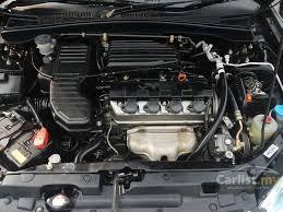 honda civic 1 7 vtec for sale honda civic 2005 vtec 1 7 in perak automatic sedan black for rm