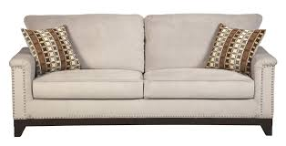 Gray Nailhead Sofa Gray Sofa With Nailhead Trim Grey Leather Sectional 15258 Gallery