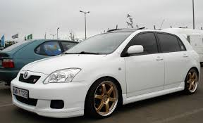 toyota corolla t sport parts toyota corolla ts compressor technical details history photos on