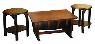 Whiskey Barrel Kitchen Table Occasional Tables Industrial Craftsman
