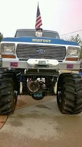 bigfoot the original monster truck 347 best bigfoot retro truck images on pinterest monster trucks