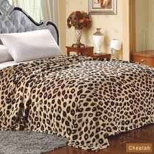 leopard print bedding single u2013 home design plans the right