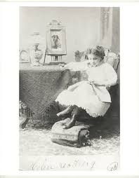 Artificial Eye For Blind Helen Keller An Artificial Eye Afb Blog American Foundation