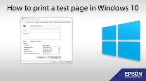print a wallpaper how to print a test page windows 10 youtube