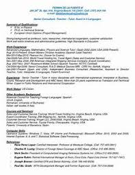 exle of customer service resume exle of resume title 99 images resume title exles for