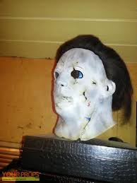 halloween 2 rob zombie u0027s michael myers mask part 2 from fx