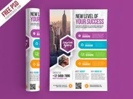 freebie business event advertisement flyer template psd free