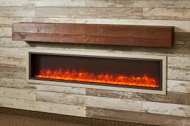 product update modern electric fireplace addition official