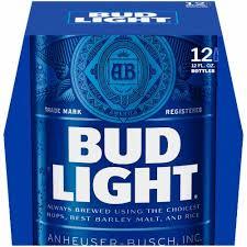 is bud light made with rice kroger bud light