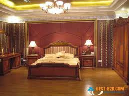 Antique Bedroom Furniture Antique Bedroom With Classic Furniture Uses Stunning Chandelier