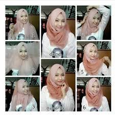 tutorial jilbab remaja yang simple jilbab segi empat simple dan cantik remaja update remaja update