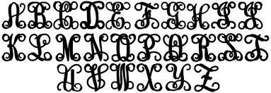 3 letter monogram details 3 letter monogram floating necklace