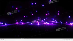 purple bouncing light balls wide stock animation 719138