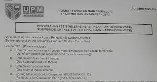 format abstrak tesis mission 4 thesis submission post viva upm postgraduate life