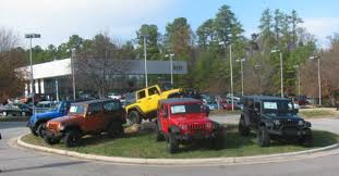 lifted jeep wrangler lifted customized jeep wranglers road jeeps raleigh nc