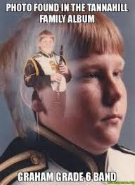 Graham Meme - photo found in the tannahill family album graham grade 6 band