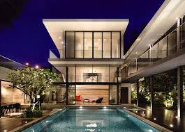 House With Swimming Pool Beautiful House With Courtyard Swimming Pool