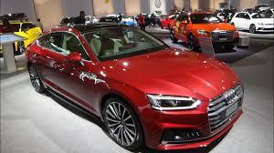 2017 audi a5 sportback design exterior and interior zürich car