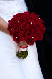 different types of red roses bouquet for wedding weddings eve