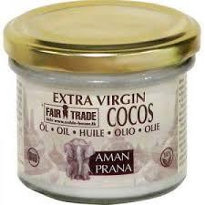 huile de coco en cuisine huile de coco vierge aman prana be wellness ch