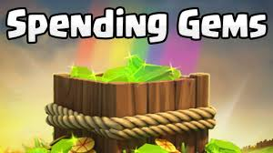 best way to spend your gems clash of clans