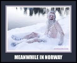 Meanwhile Meme - meanwhile in norway meme man in snow norwegian humor funny