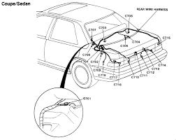 2009 honda accord brake light bulb i need to replace a wiring plug on my brake light for my 1992 honda