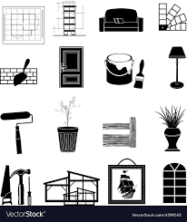 Interior Design Icons Free