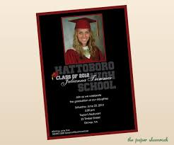designs amazing high school graduation announcement wording