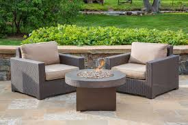 Backyard Collections Patio Furniture by Malibu Collection Outdoor Wicker Club Chair