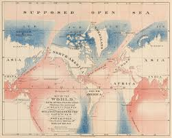 European Exploration Map These Maps Show The Epic Quest For A Northwest Passage